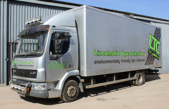 Tyre Collection, Recycling & Disposal | Lincs Tyre Collections